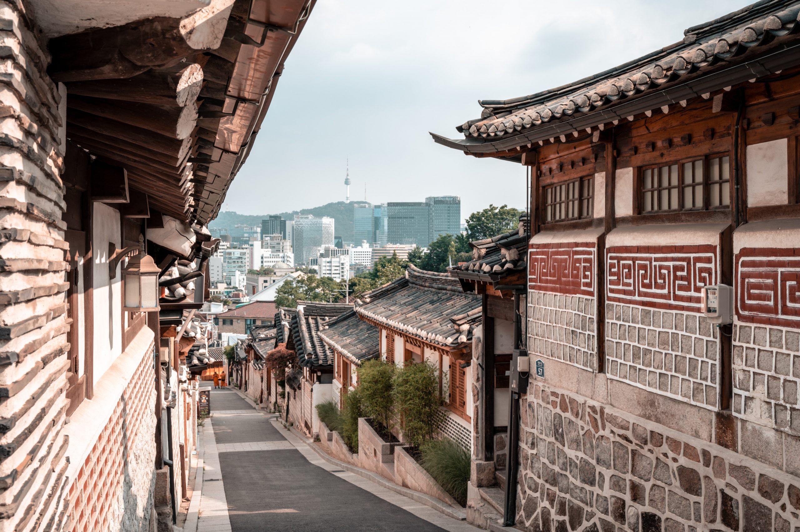 Photo de la ville de Séoul