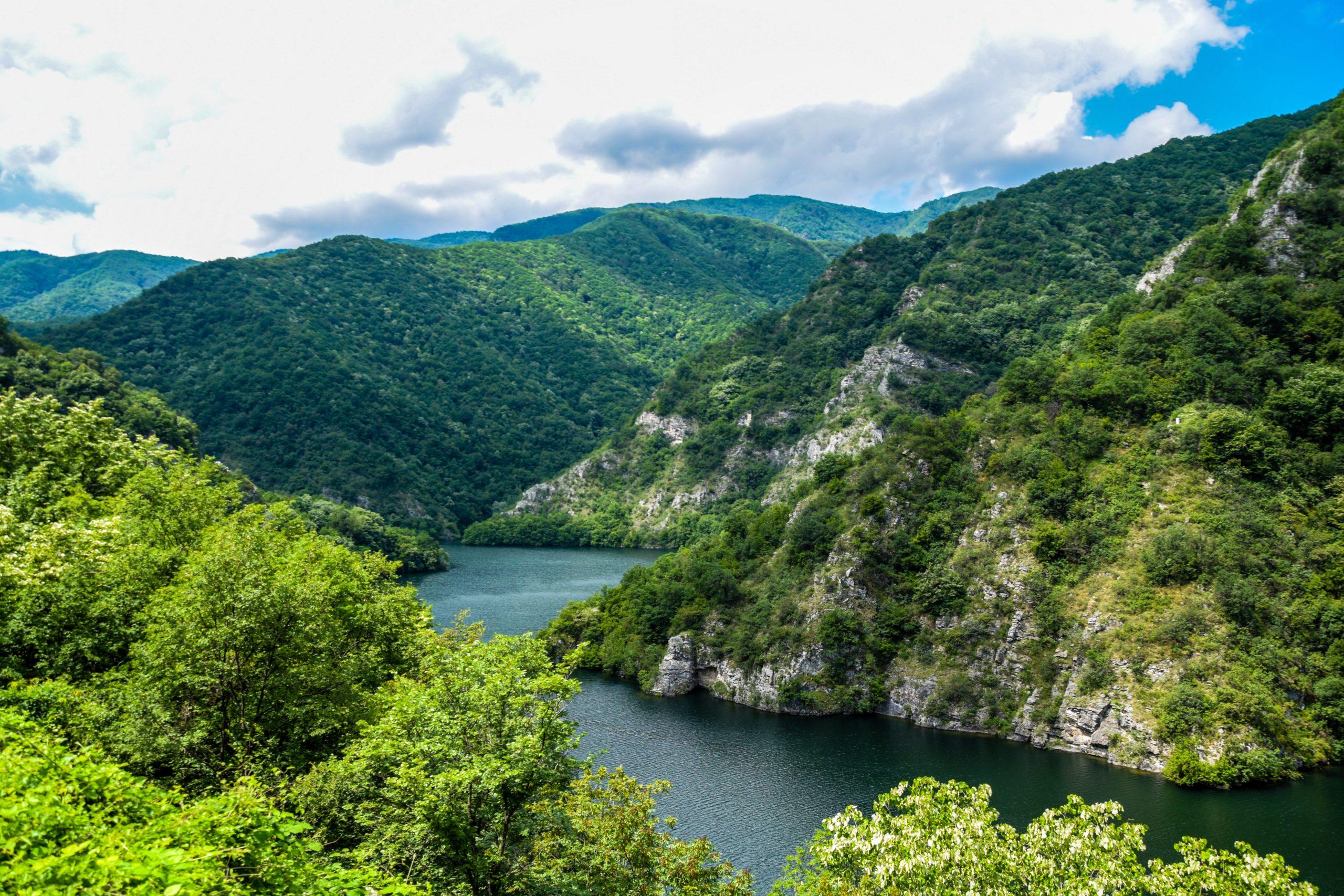 Bulgarian fjords.